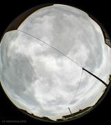 4th Jun 2020 - Moon or Sky?