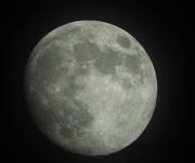 4th Jun 2020 - Almost full moon!