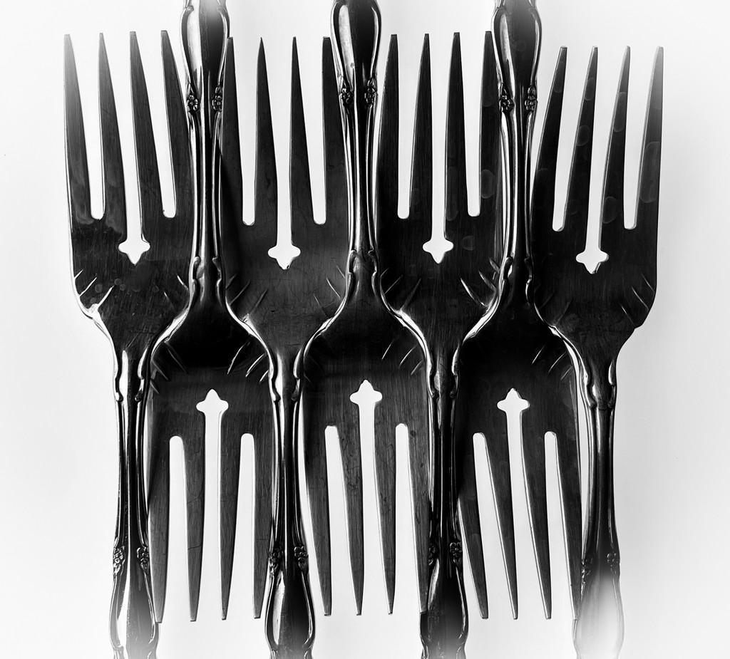 Fork Fork Fork by sprphotos