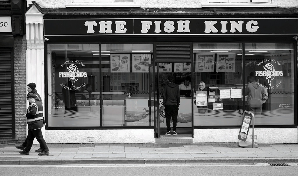 The Fish King by phil_howcroft