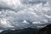6th Jun 2020 - Dark clouds