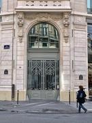 8th Jun 2020 - Two hearts on a Parisian door.