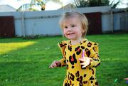 3rd Jun 2020 - She has become an expert walker