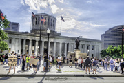 6th Jun 2020 - Protests in Columbus