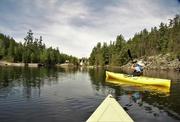 6th Jun 2020 - Kayaking