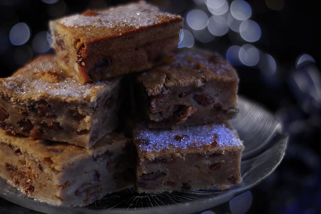 Birthday Boy's Bread Pudding  by 30pics4jackiesdiamond