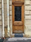 9th Jun 2020 - Door with 6 hearts.