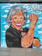 7th Jun 2020 - Downtown Art Mural