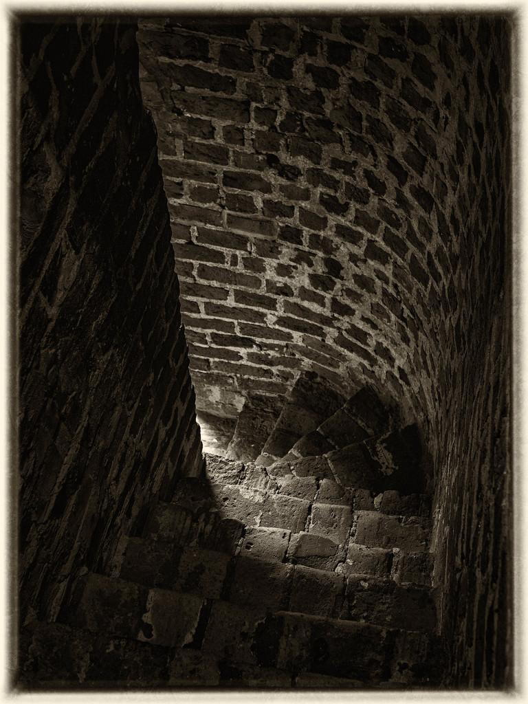 Towards the light by haskar
