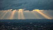 9th Jun 2020 - Shining a Light on the City