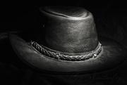 8th Jun 2020 - Leather Hat