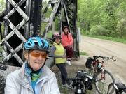 10th Jun 2020 - We biked 23km yesterday.