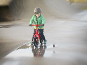 7th Jun 2020 - irresistably attracted to puddles