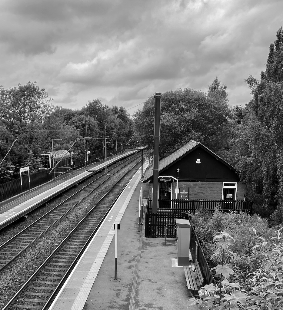 Empty station by tinley23