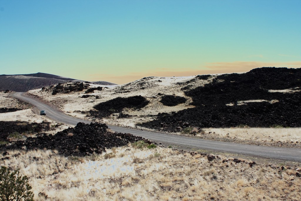 Volcano Landscape by blueberry1222
