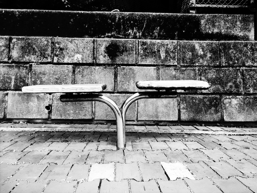 2020-06-12 A Seat For Two by cityhillsandsea