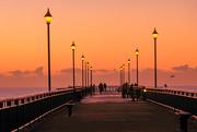 13th Jun 2020 - Before sunrise on the pier
