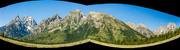 13th Jun 2020 - Grand Tetons Panorama