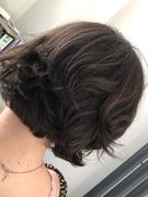 9th Jun 2020 - Lockdown hair