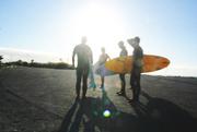 11th Jun 2020 - Surfs up