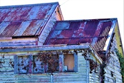 15th Jun 2020 - Old farmhouse roof
