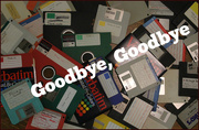 9th Jun 2020 - Goodbye to all the old words.