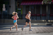 13th Jun 2020 - Running into the Sun