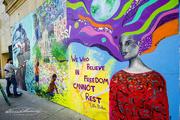 12th Jun 2020 - Downtown Mural art #5