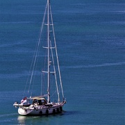 16th Jun 2020 - A Lone Sailor