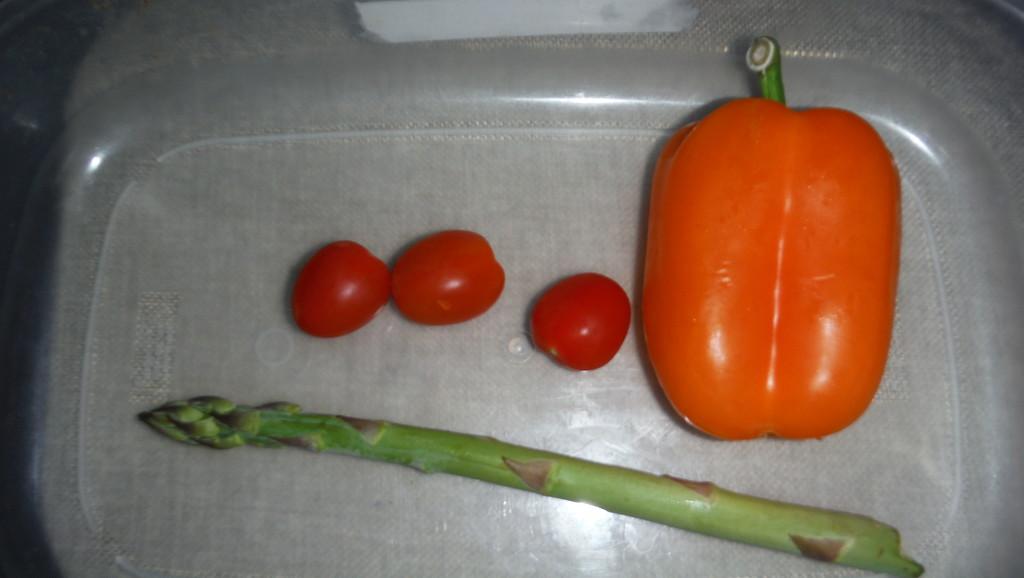 Fresh Veggies Day by spanishliz
