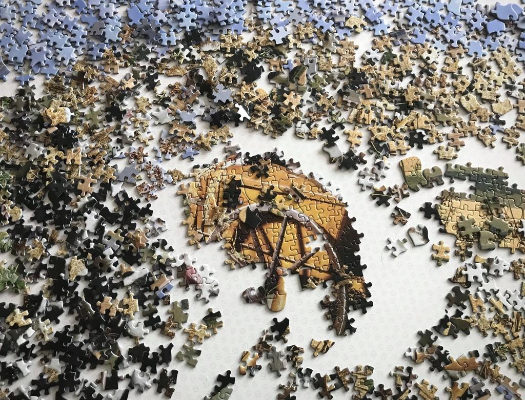 Jigsaw by photopedlar