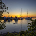 Snug Harbour Sunrise by pdulis