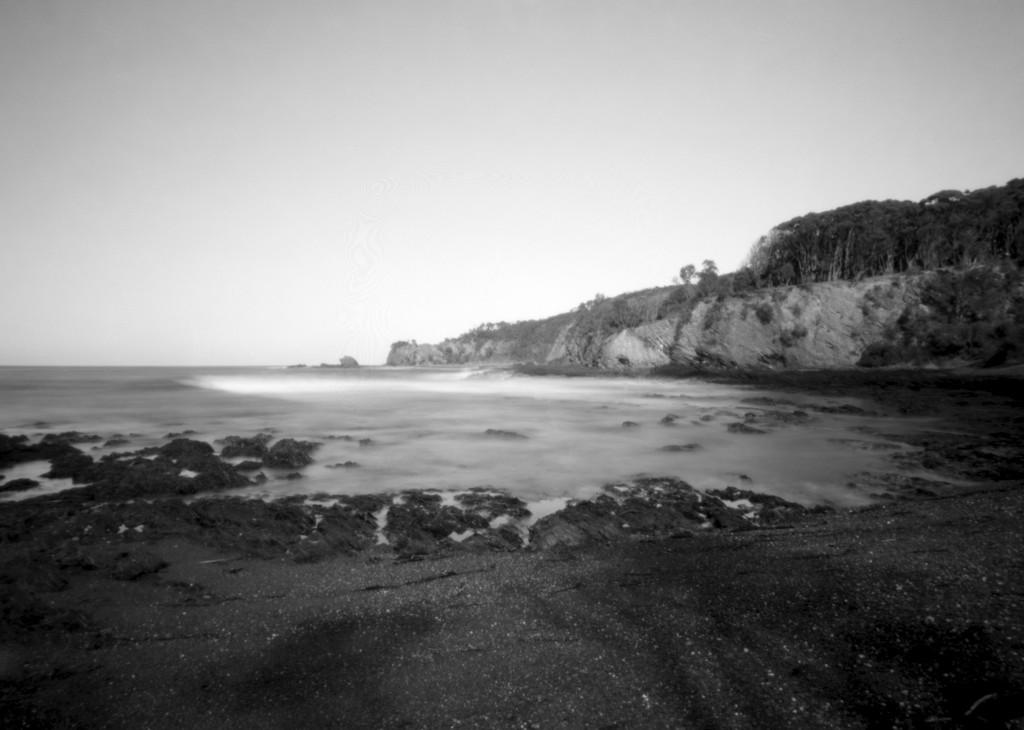 Black sands by peterdegraaff