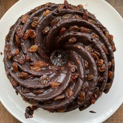 15th Jun 2020 - Tipsy Henrietta Cake