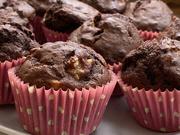 4th Jun 2020 - Triple Chocolate Muffins
