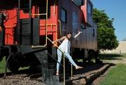11th Jun 2020 - On A Train