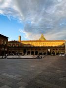 20th Jun 2020 - Piazza Maggiore at sunset