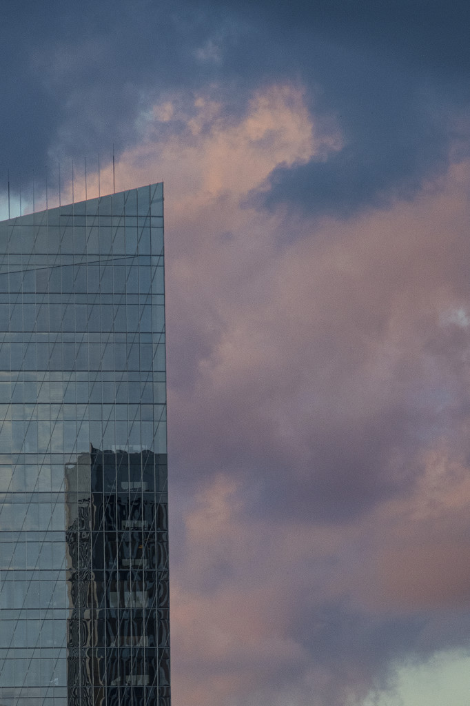 Reflection of the Fed by timerskine