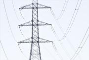 23rd Jun 2020 - Abstract power pylon