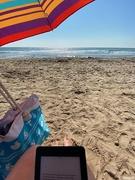 22nd Jun 2020 - First beach day