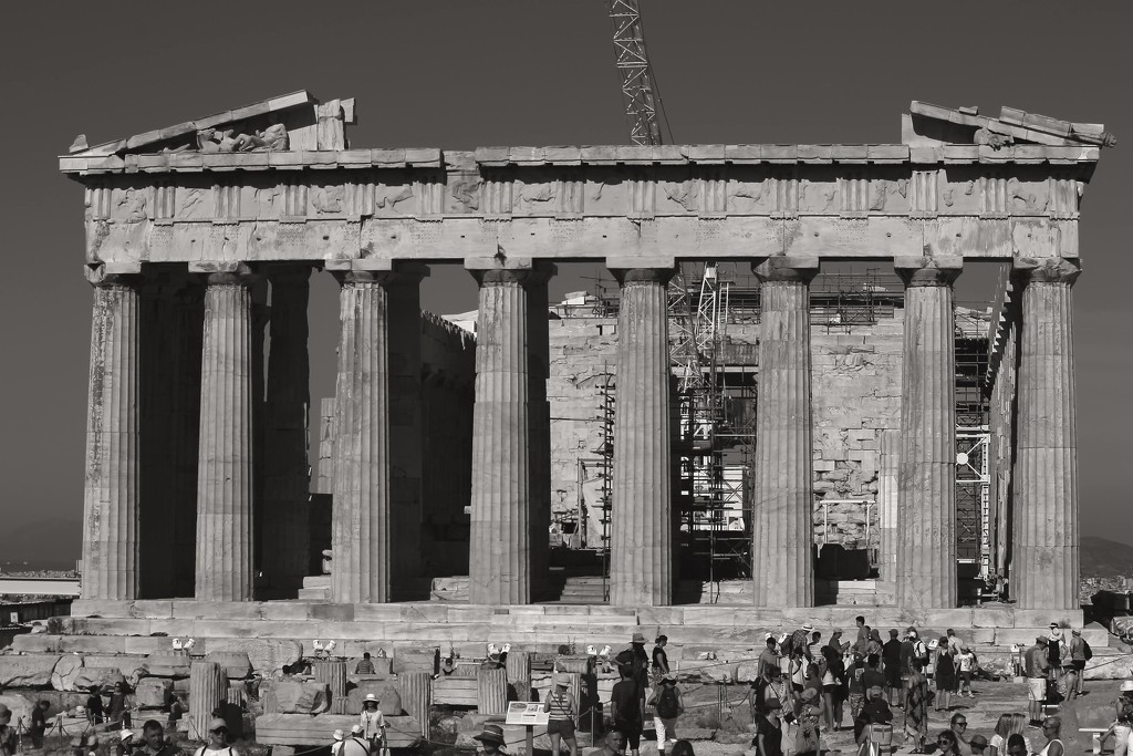 The Parthenon by blueberry1222