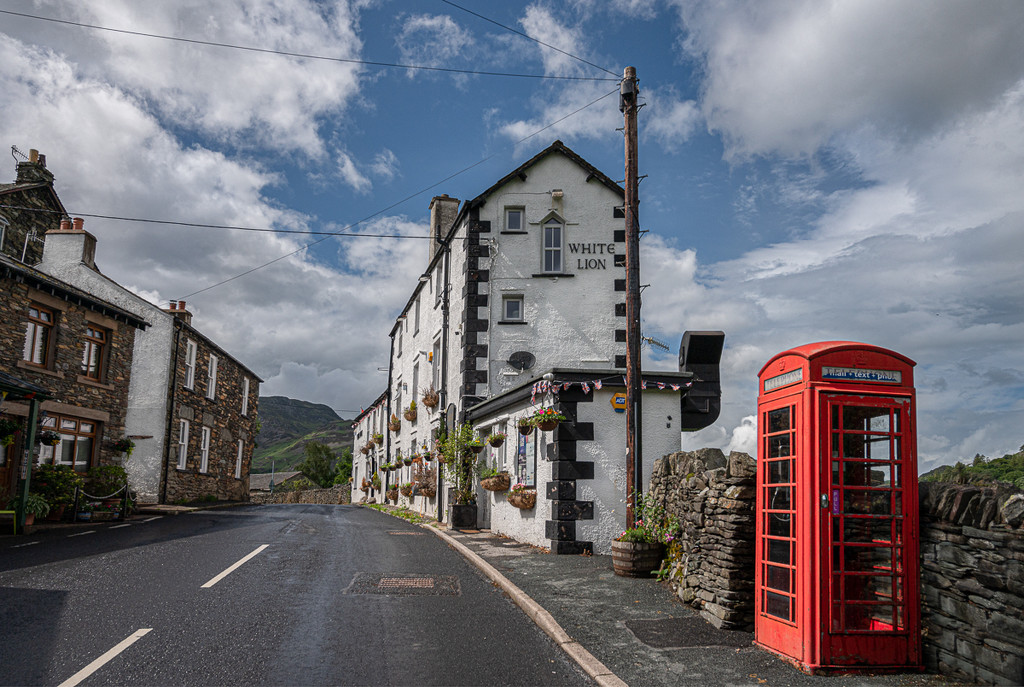 Summer's day in Patterdale by inthecloud5