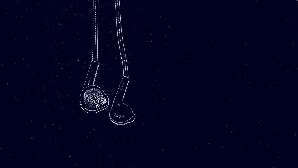 earphone by arnica17