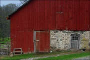 22nd Jun 2020 - The Red Barn at Quiet Valley