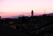 24th Jun 2020 - Sunset over San Zeno