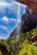 24th Jun 2020 - Waterfall Off the Cliff