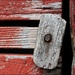 An Old Wooden Latch