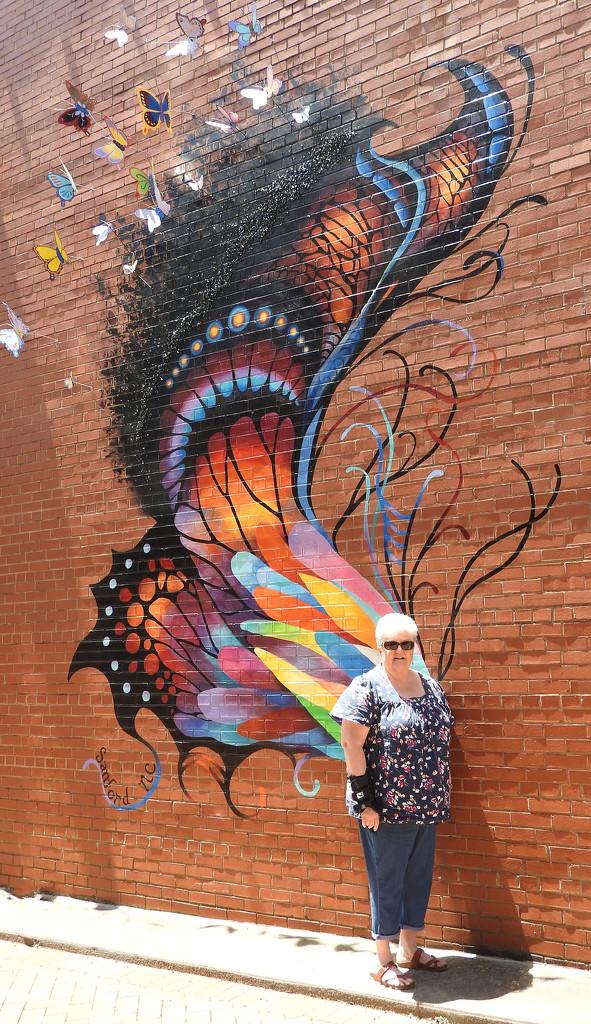 Butterfly Merlene by homeschoolmom