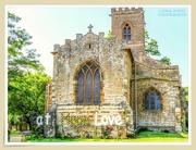 28th Jun 2020 - Church Of St.Peter and St.Paul,Abington Park