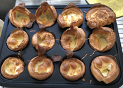 28th Jun 2020 - Homemade Gluten Free Yorkshire Puddings